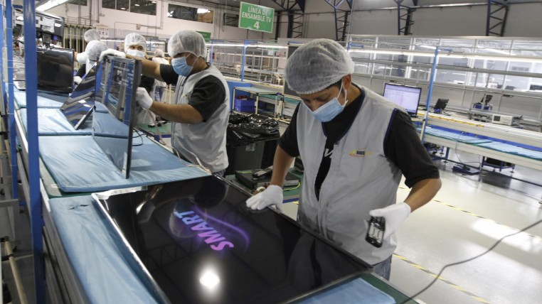 Fabricación de electrodomésticos