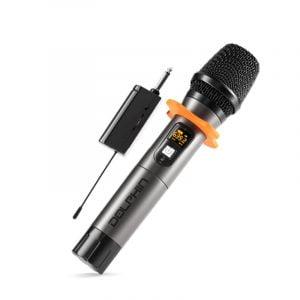 MCX10 Professional UHF 48 Channel Wireless Microphone