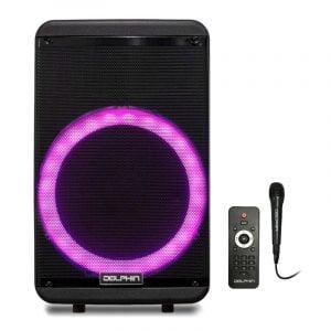 "SP-1600RBT 15"" Rechargeable Party Speaker"