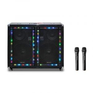 "SP-195BT Dual 18"" Professional Party Speaker"